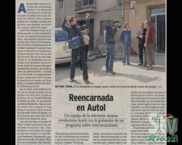 Autol cuarto milenio realiz un programa sobre la for Noticias cuarto milenio